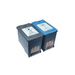 HEWLETT PACKARD 9351 - BLACK - 24 ml