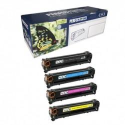 HP LASERJET COLOR PRO CP 1525 - CYAN - 1300 copias