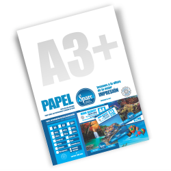 PAPEL FOTO SUPER A3 - 300 g - DOUBLE SIDE GLOSSY PREMIUM - 20 HOJAS
