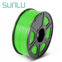 FILAMENTO: PLA+  1.75mm,1kg - Green