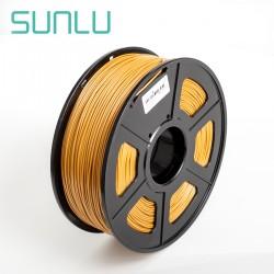 FILAMENTO: PLA+  1.75mm,1kg - Gold