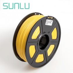 FILAMENTO: PLA+  1.75mm,1kg - Gold Light