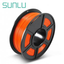 FILAMENTO: PLA SILK...1.75mm,1kg - Orange