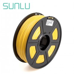 FILAMENTO: PLA SILK...1.75mm,1kg - Gold Light